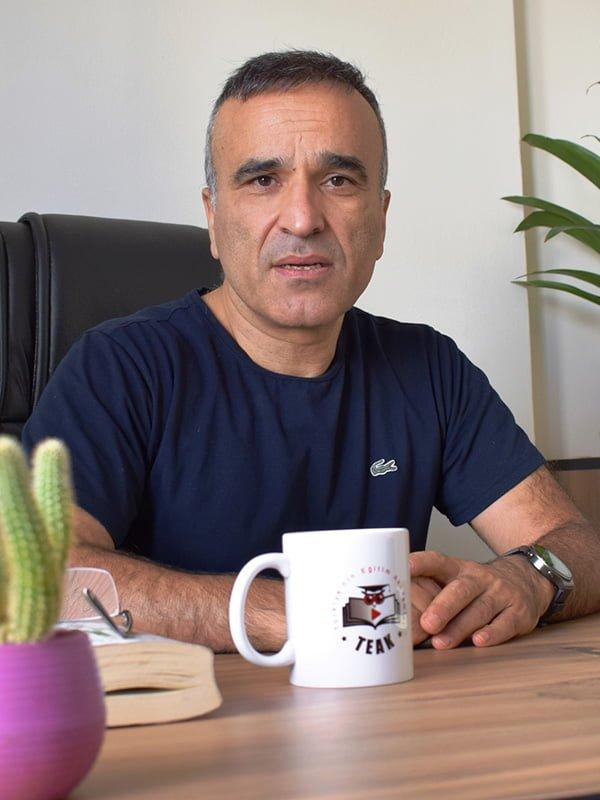 Oktay Hasan Öztürk